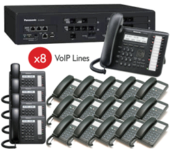 VoIP-8-lines