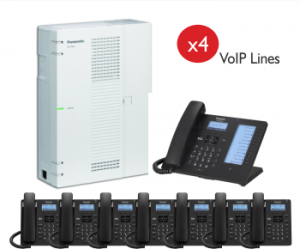 VoIP-lines