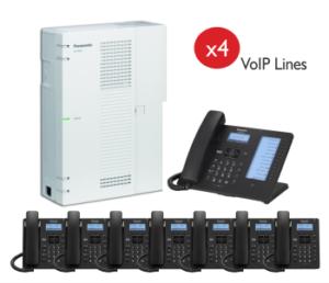 Panasonic KX-HTS-32 VoiP Pabx System