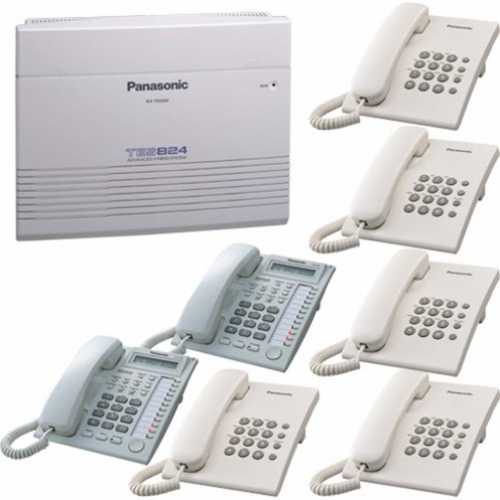 Panasonic KX-TS8/24 Analogue Pabx/Switchboard