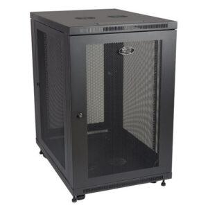 22U Cabinet & Server