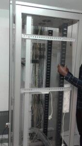 Network/Data Points Maintenance