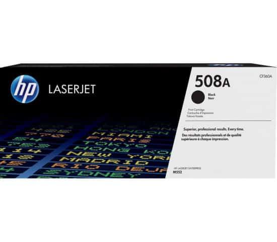 Cartridge HP360a-(CF508a Black)