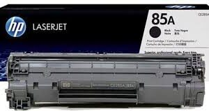 Cartridge HP85a-(C285a Black)